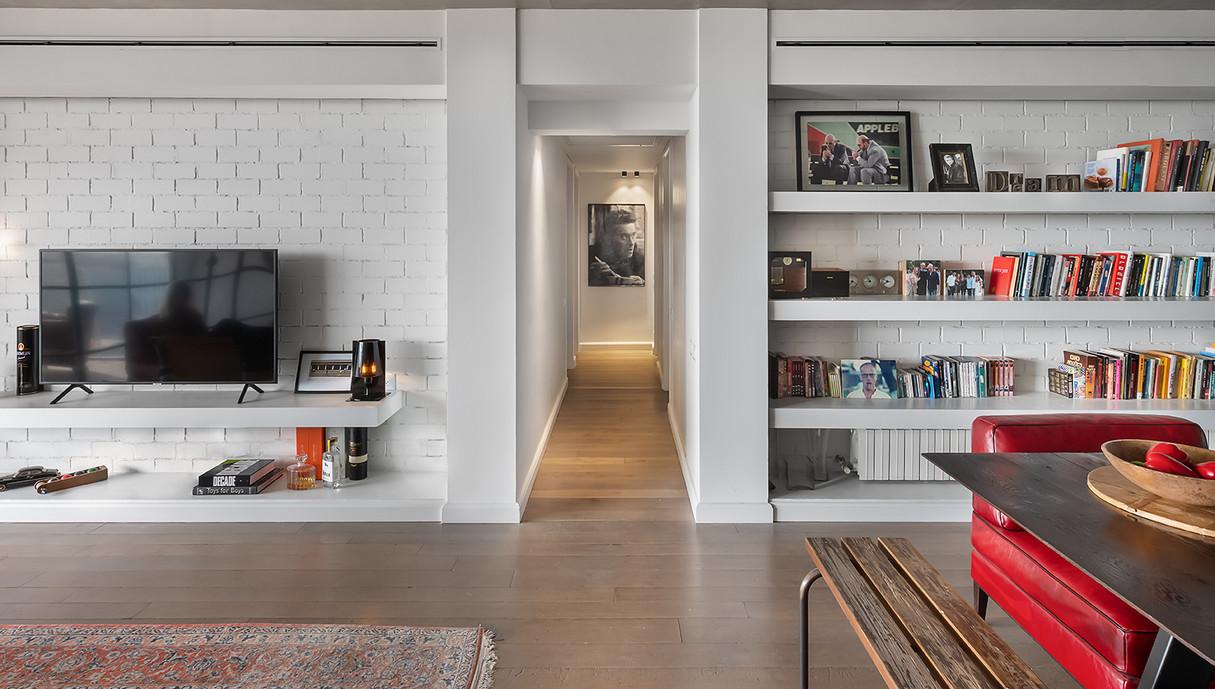 דירה ברמת אביב, עיצוב נילי סובוטקה - 12