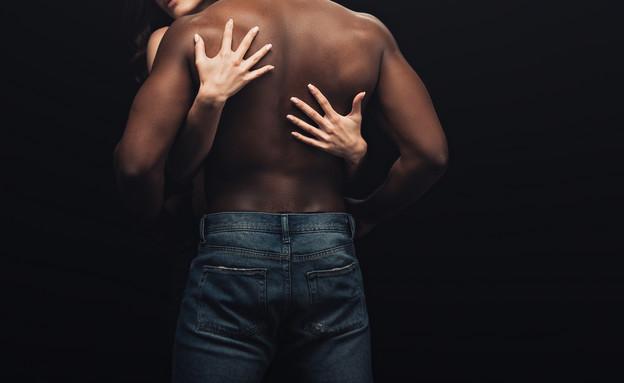 סקס עם גבר שחור (צילום: Klyuchnik Alexander)