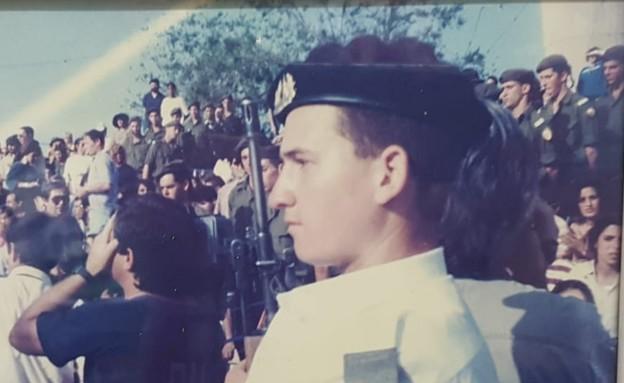 """גיא פרידמן ז""""ל, שנרצח בליל הקלשונים (צילום: באדיבות המשפחה)"""
