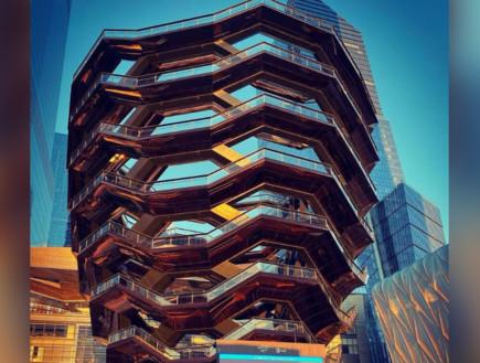 ניו יורק: מבנה ה-Vessel נסגר בעקבות שורת התאבדויות
