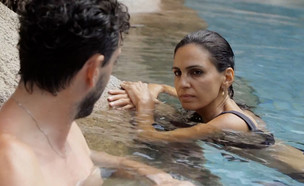 """דני ושני (צילום: מתוך """"חתונה ממבט ראשון"""", קשת 12)"""