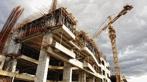 אתר בנייה (צילום: shutterstock by ESB Professional)