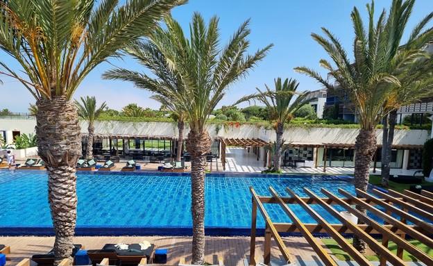 מלון סופיטל (צילום: עדי אחרק)