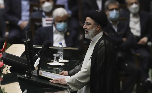 נשיא אירן איבראהים ראיסי (צילום: AP)
