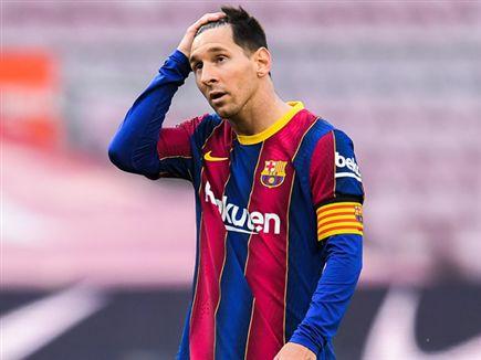 ברצלונה הודיעה רשמית שליאו מסי לא ימשיך