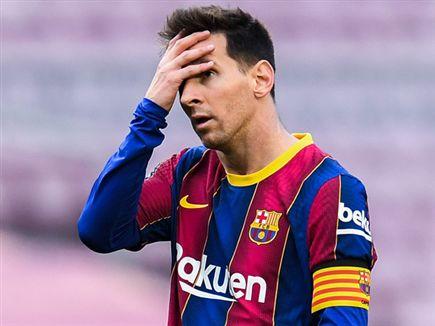 מסי עוזב את ברצלונה - תודו שלא חשבתם שתקראו את המשפט הזה (GETTY) (צילום: ספורט 5)