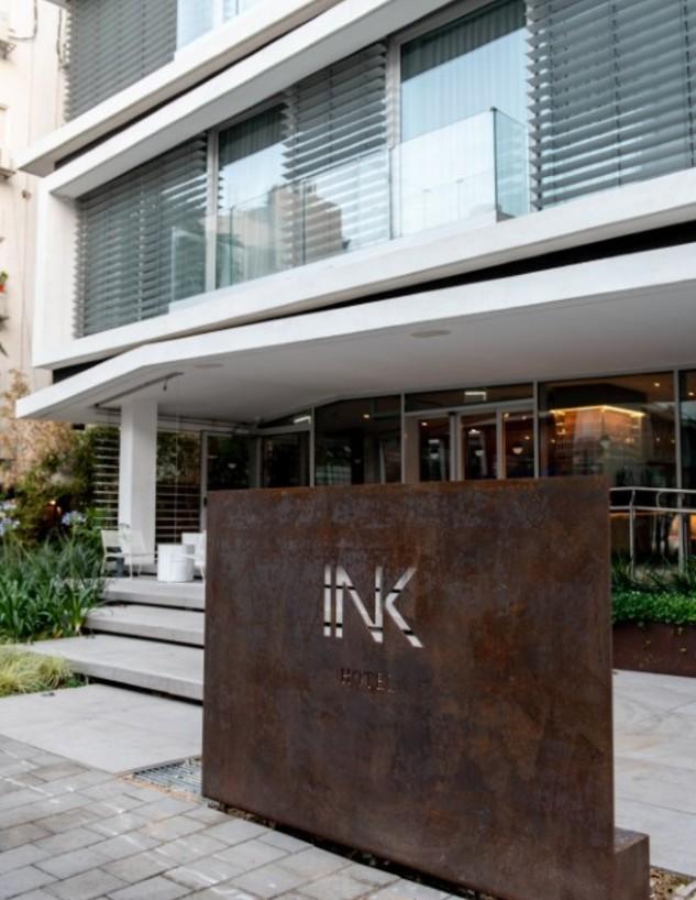 INK HOTEL (צילום: סיון אסקיו)