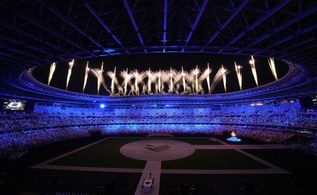 טקס הסיום של האולימפיאדה (צילום: ap)