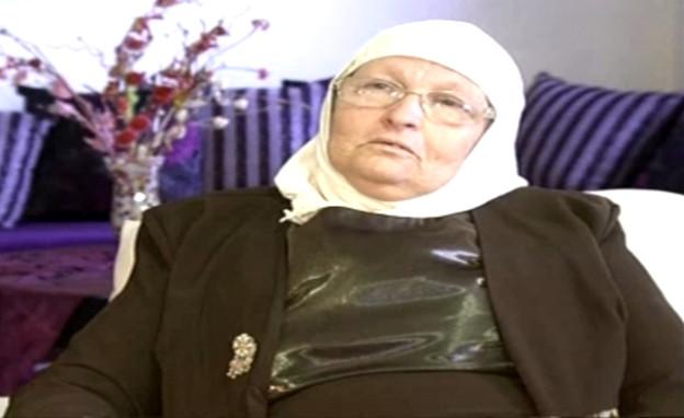 לילה ג'ברין מאום אל פחם (צילום: חדשות 12)