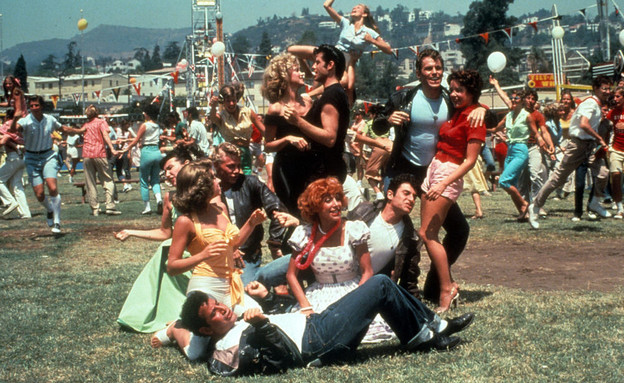 Grease (צילום: Randal Kleiser,Paramount Pictures)
