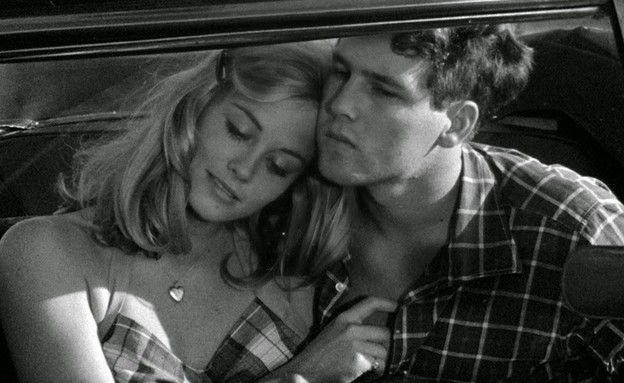 The Last Picture Show (צילום: Peter Bogdanovich, Columbia Pictures)