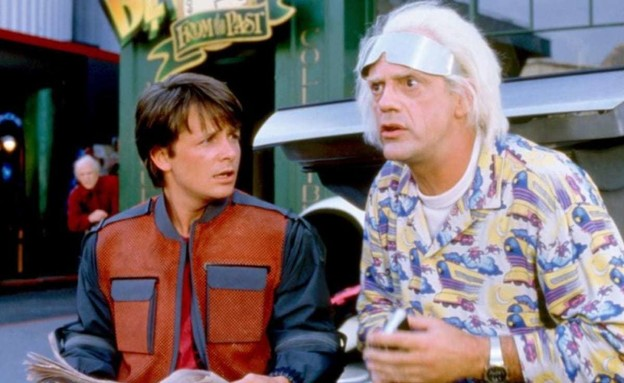 Back to the Future (צילום: Robert Zemeckis, Universal Pictures)