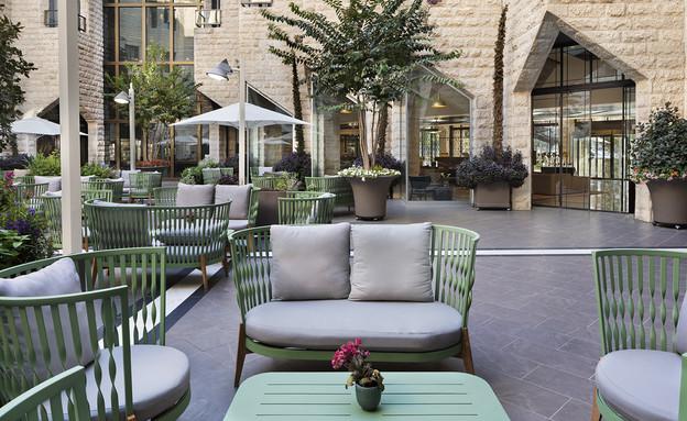 מלון ענבל - 4 (צילום: אסף פינצוק)