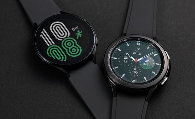 Galaxy Watch 4 (צילום: Samsung)