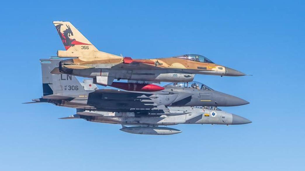 Desert Eagle (צילום: חיל האוויר)