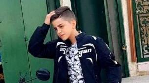 אמיר ג'אבר בן ה-18 שנהרג בתאונת דרכים