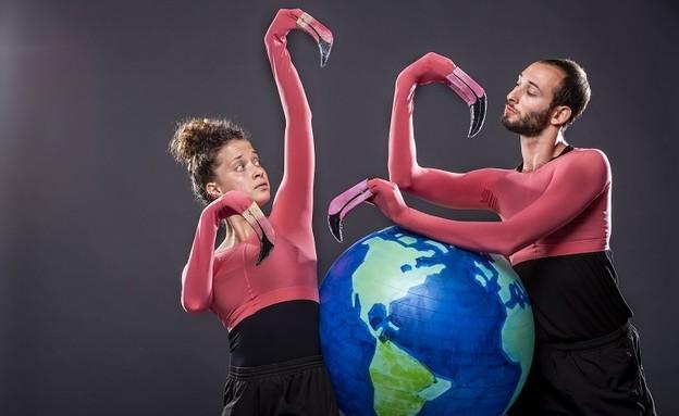 """ההצגה """"מעשה בעולם"""", פסטיבל מקומות שמורים (צילום: כפיר בולוטין, יח""""צ)"""