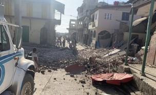 נזקי רעידת האדמה בהאיטי