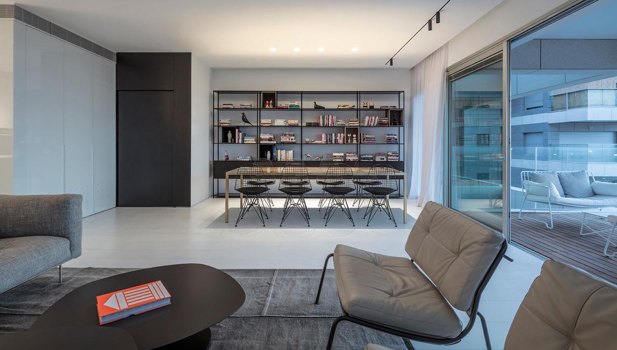 דירה בתל אביב, עיצוב אירית אקסלרוד - 12