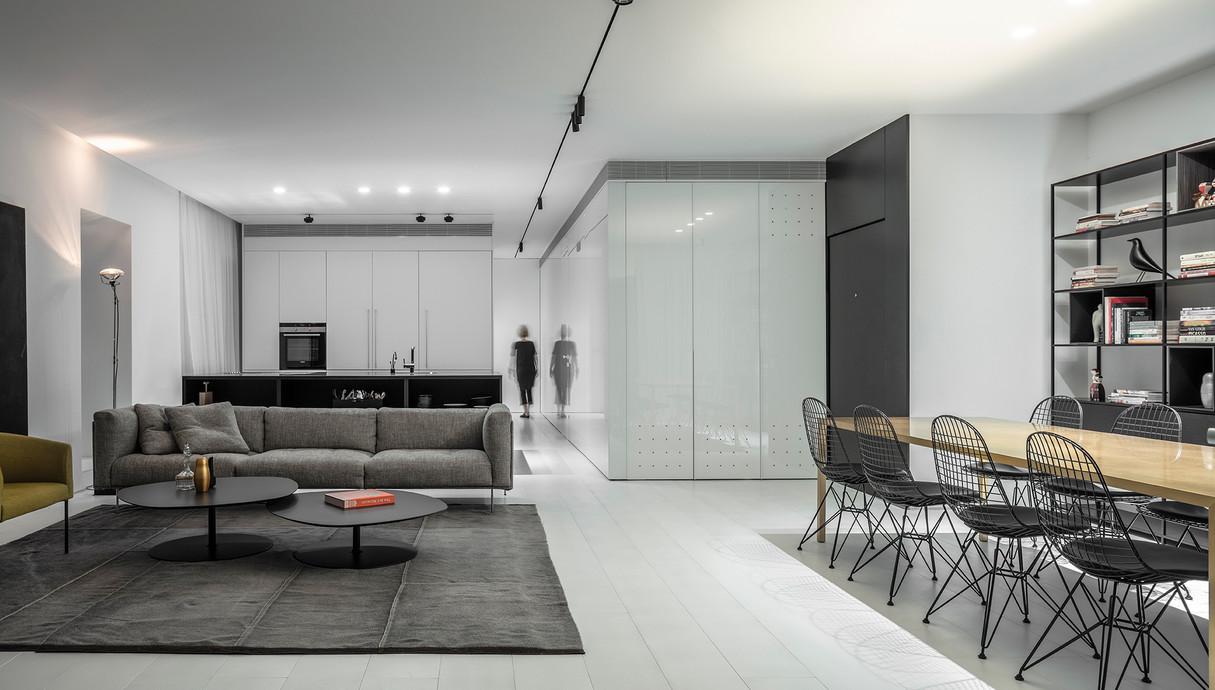 דירה בתל אביב, עיצוב אירית אקסלרוד - 16