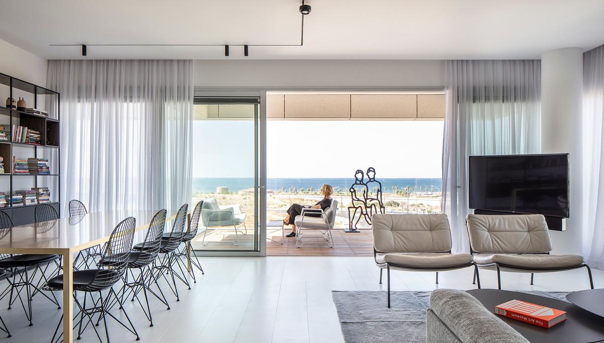 דירה בתל אביב, עיצוב אירית אקסלרוד - 1