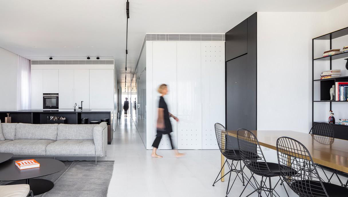 דירה בתל אביב, עיצוב אירית אקסלרוד - 4