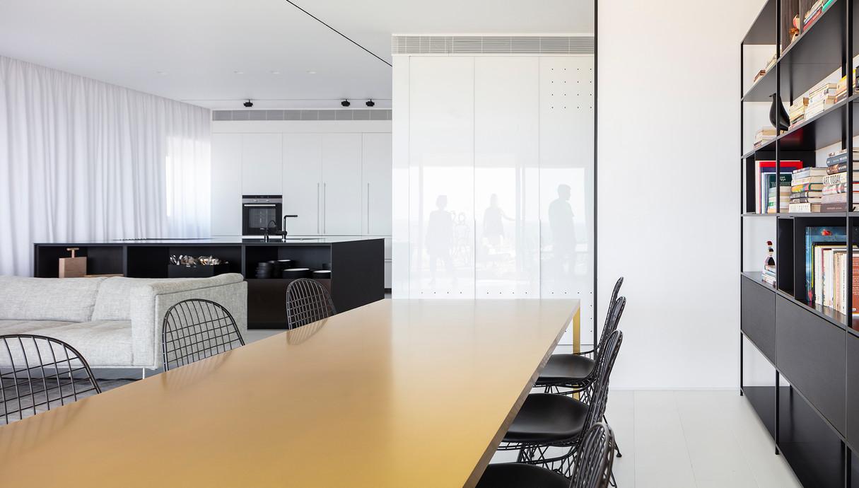 דירה בתל אביב, עיצוב אירית אקסלרוד - 6