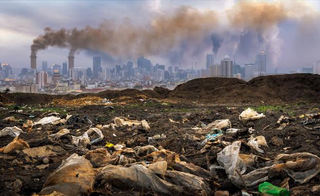 מפעלים מזהמים (צילום: 24Novembers, shutterstock)
