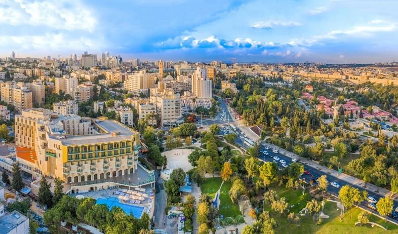 מלון ענבל מבט מבחוץ (צילום: אביעד תבל)