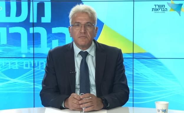 פרויקטור הקורונה,פרופ' סלמאן זרקא