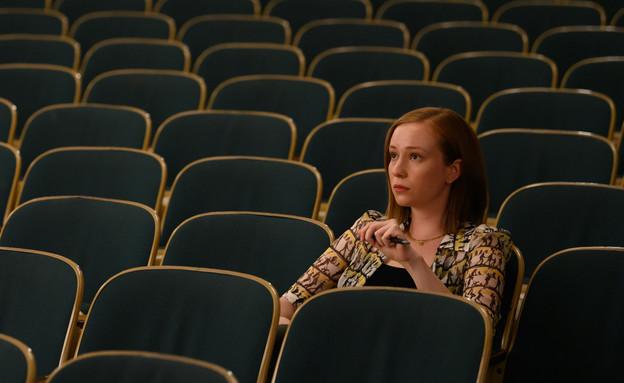 """האנה אינבינדר, """"Hacks"""" (צילום: HBO מקס, יחסי ציבור)"""