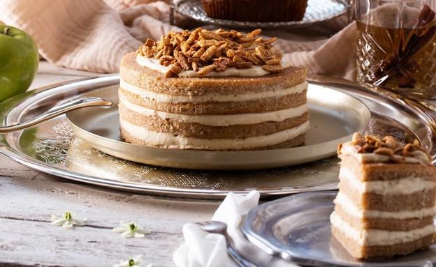 עוגת האני מון, דלאל (צילום: קיס אנד טל קריאייטיב, יחסי ציבור)