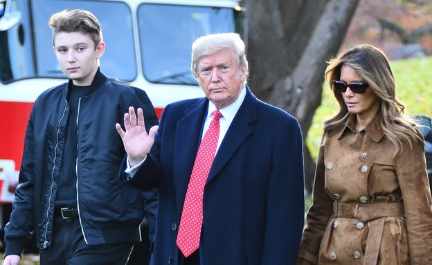 The insane amount Trump will pay for his son's school