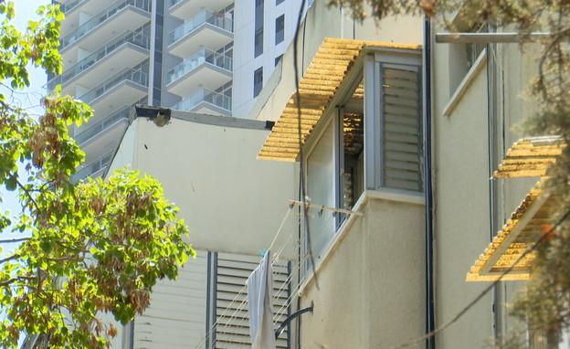 המירוץ לדירה השכורה (צילום: חדשות 12)