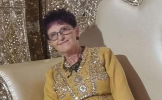 אנה רימבורג שנהרגה מקריסת עץ בטבריה