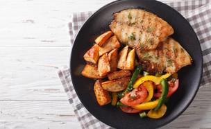 דג אמנון (צילום: shutterstock by AS Food studio)