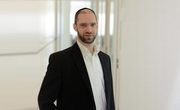 עורך הדין אהוד ויסברוד (צילום: נטלי פישר)