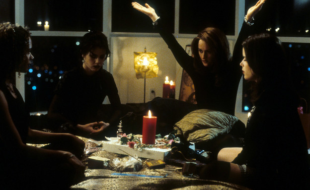 the craft (צילום: Archive Photos, getty images)