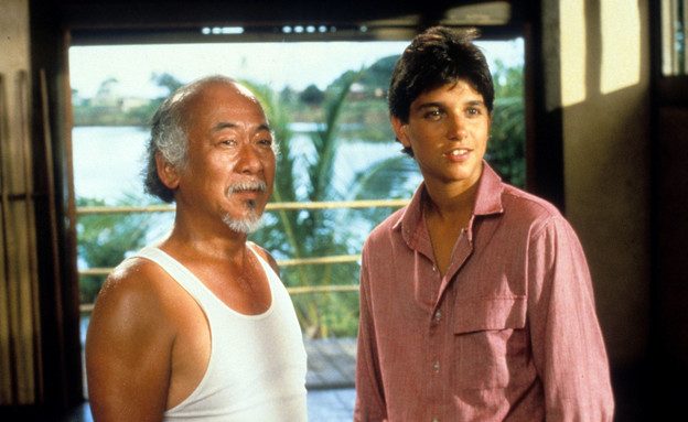 karate kid (צילום: Columbia Pictures, getty images)
