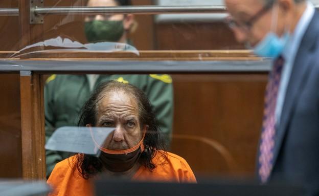 רון ג'רמי בבית המשפט (צילום: reuters)