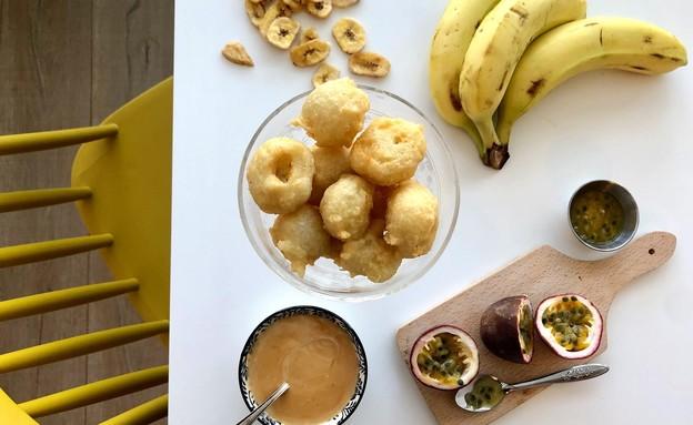 מאיה דרין - בננה מטוגנת (צילום: מאיה דרין)