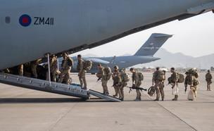 צבא בריטניה, אפגניסטן (צילום: רויטרס)