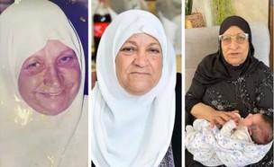 שלוש אחיות שנפטרו מקורונה