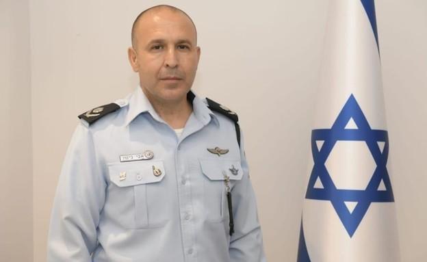 ניצב אבי ביטון, מפקד מחוז מרכז במשטרה (צילום: דוברות המשטרה)