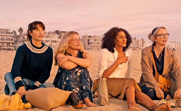 """מתוך """"מחזיקות מעמד"""" (צילום: יח""""צ באדיבות Netflix)"""