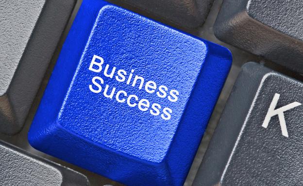 מקלדת עסקים אונליין (צילום: shutterstock by arka38)
