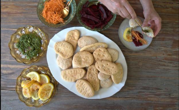 בולו לחג (צילום: פסקל רובין-פרץ, פודיש - הסיפור של האוכל היהודי)