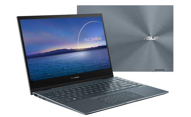 ZenBook Flip 13 מסך OLED של ASUS  (צילום: ASUS)