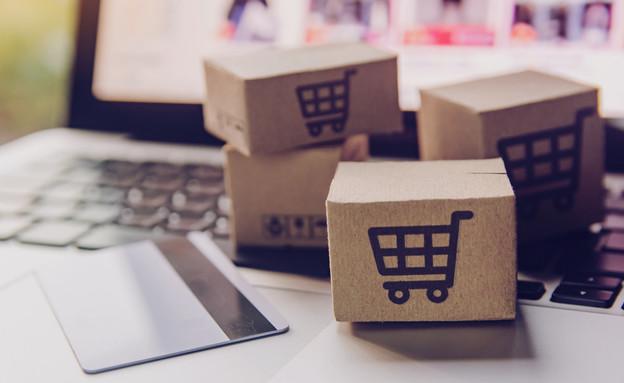 קניות אונליין (צילום: shutterstock by Natee Photo)
