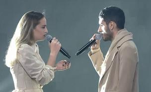 לארי ותמיר שרים הללויה (צילום: פרטי)